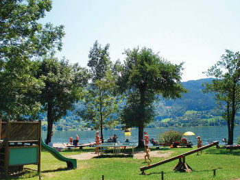 Camping Morgenfurt Ossiacher See