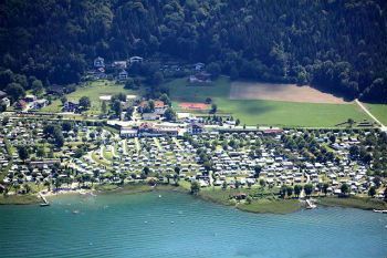 Terrassencamping Ossiacher See